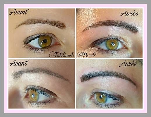 Microblading Sourcils - Nails Factory - Centre de Beauté - Calas